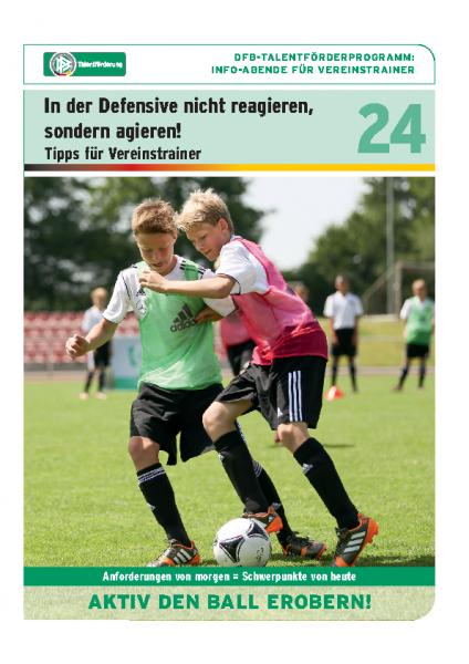 24 – In der Defensive agieren