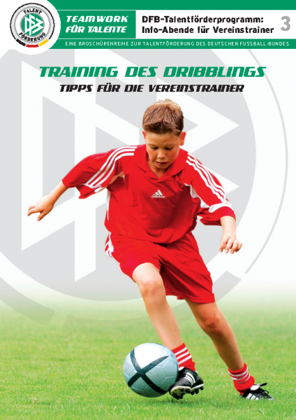 3 – Training des Dribblings