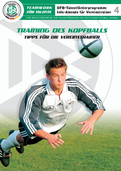 4 – Training des Kopfballes